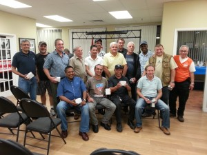 Local Lodge 235 Kraft retirees